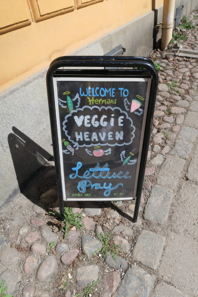 Vegan Restaurants Stockholm | Northern Yogi