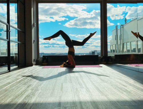 Stockholm Yoga | Northern Yogi
