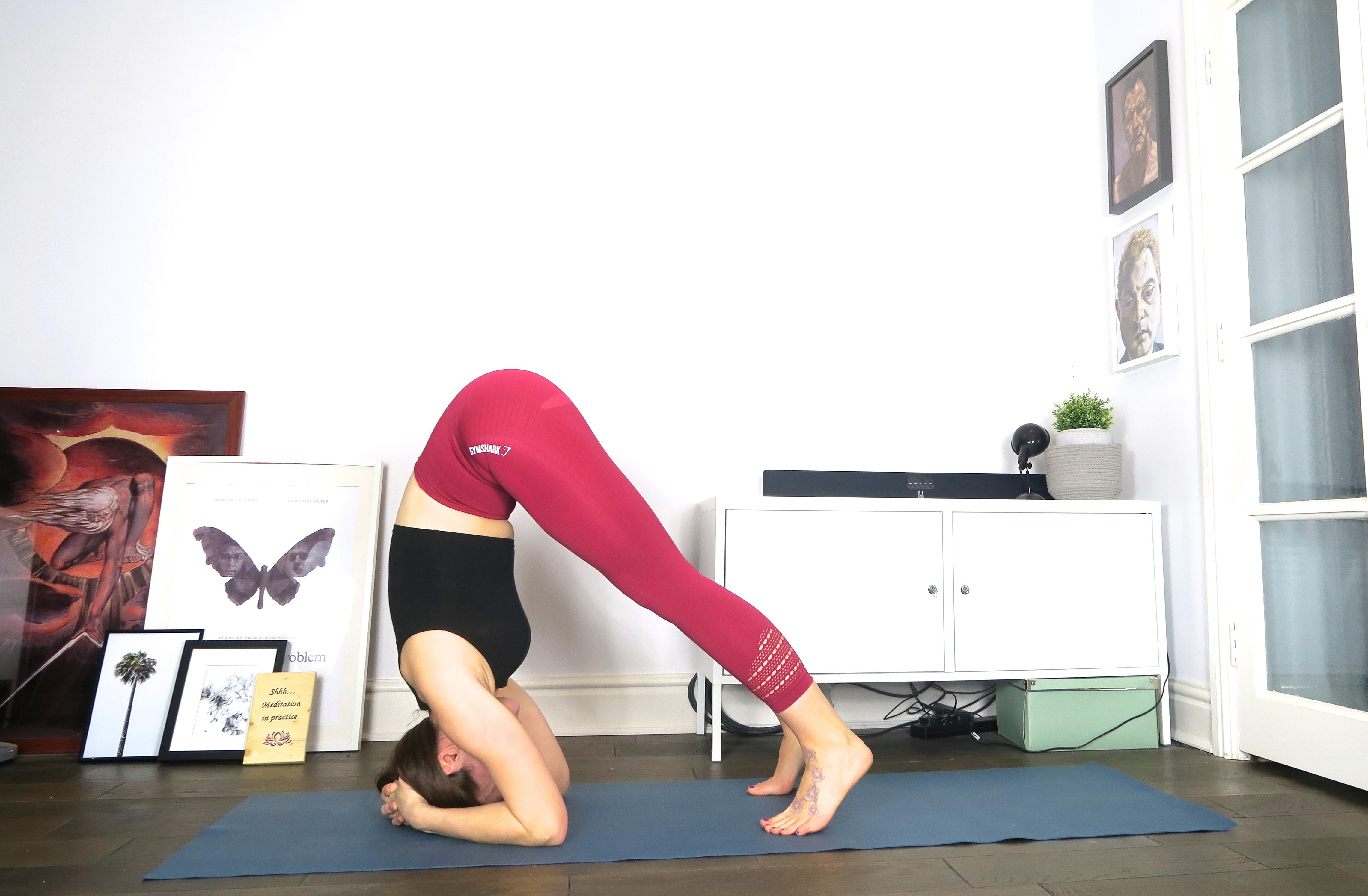Yoga Headstand | Northern Yogi