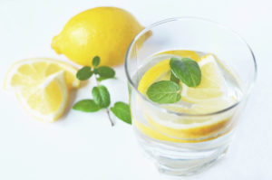 Lemon Water Northern Yogi