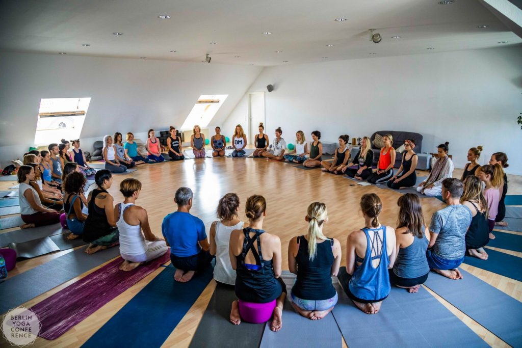 Berlin Yoga Conference | Northern Yogi