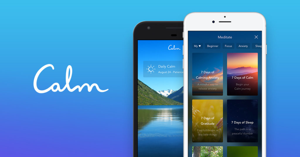 Calm App | Northern Yogi
