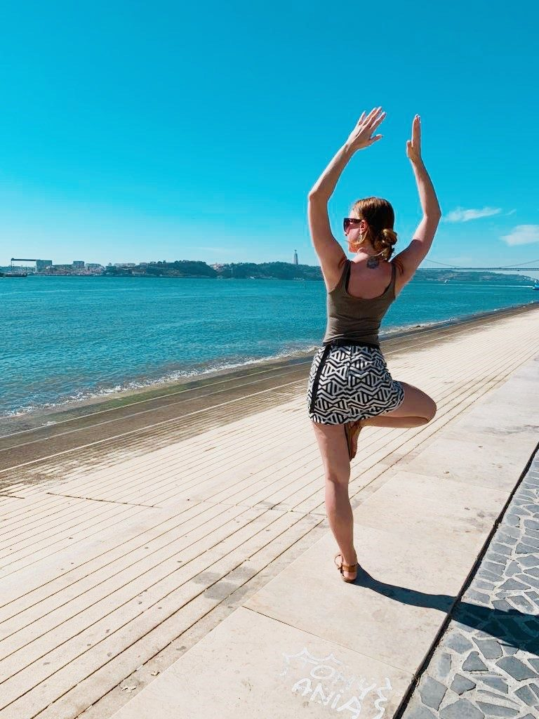 Street Yoga Lisbon