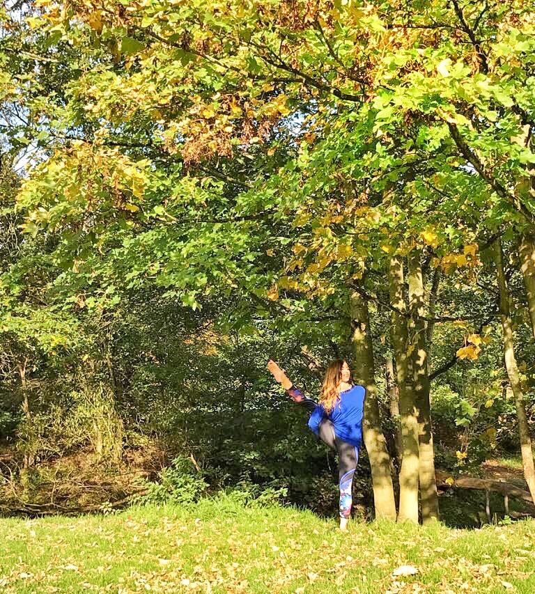 Yoga Outside - Northern Yogi