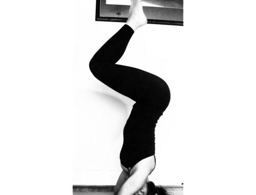 Yoga Inversion: Headstand