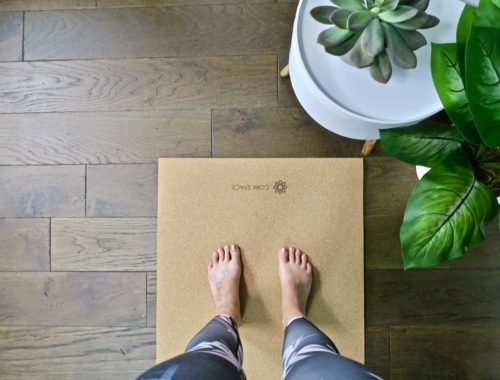 Corkspace Yoga Mat